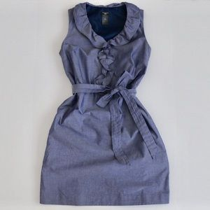 Ann Taylor chambray  dress